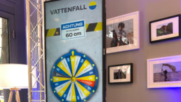 Touch-down-vattenfall